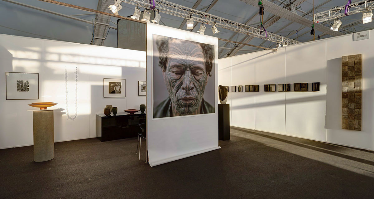 FHE Galleries, Auckland Art Fair Exhibition, 2018